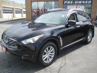 Used 2011 Infiniti FX35 NAVIGATION/DVD/360 CAMERA/SUNROOF/HEAT&COOL SEATS for sale in North York, ON