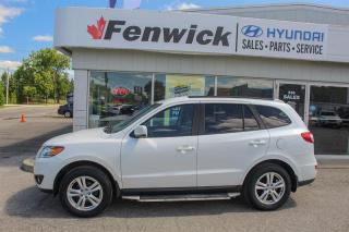 Used 2012 Hyundai Santa Fe GL 2.4L Premium at for sale in Sarnia, ON