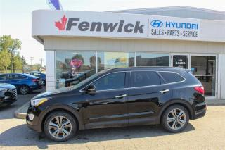 Used 2016 Hyundai Santa Fe XL AWD Limited for sale in Sarnia, ON