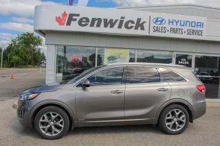 Used 2016 Kia Sorento Awd Sx Turbo for sale in Sarnia, ON