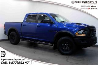 Used 2017 RAM 1500 Crew Cab 4x4 Rebel (140.5