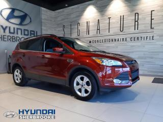 Used 2016 Ford Escape BAS KILO! SE+2.0T+CAMERA+BANCS CHAUFF for sale in Sherbrooke, QC