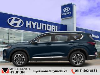 New 2019 Hyundai Santa Fe 2.0T Ultimate AWD  - $257 B/W for sale in Ottawa, ON