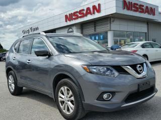 Used 2016 Nissan Rogue SV AWD for sale in Cambridge, ON