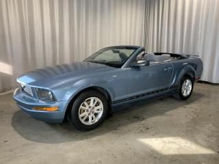 Used 2006 Ford Mustang Cabriolet 2 portes DÉCAPOTABLE for sale in Sherbrooke, QC