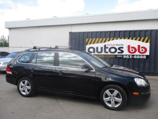 Used 2009 Volkswagen Jetta for sale in Laval, QC