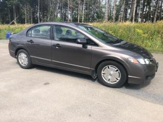 Used 2009 Honda Civic DX-G for sale in Mirabel, QC