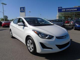 Used 2015 Hyundai Elantra Berline 4 portes, boîte manuelle, L for sale in Joliette, QC