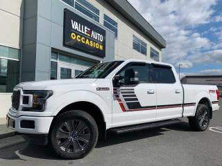 Used 2018 Ford F-150 2018 Ford F-150 - Lariat 4WD SuperCrew 6.5' Box for sale in St-Georges, QC