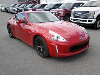 Used 2016 Nissan 370Z COUPE MANUELLE 34690 KM for sale in St-Jérôme, QC