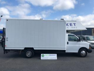 Used 2007 GMC Savana G3500 16' CUBE VAN! POWER TAILGATE! CLEAN UNIT! for sale in Langley, BC