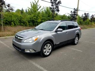 Used 2011 Subaru Outback 3.6R Limited Cuir Toit Bluetooth Démarre for sale in St-Eustache, QC