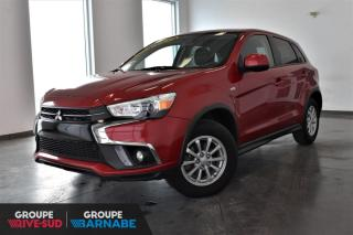 Used 2018 Mitsubishi RVR SE AWD CAMERA+ SIEGE CHAUFFANT+++ for sale in St-Jean-Sur-Richelieu, QC