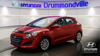 Used 2016 Hyundai Elantra GT GL + GARANTIE + A/C + CRUISE + BLUETOOTH for sale in Drummondville, QC