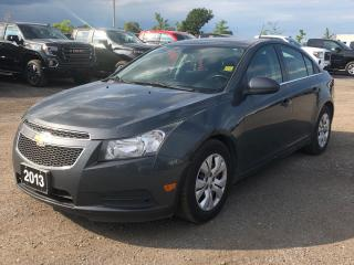 Used 2013 Chevrolet Cruze LT Turbo CERTIFIED for sale in Waterloo, ON
