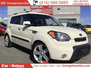 Used 2010 Kia Soul 2.0L 4U | PWR SUNROOF | HTD SEATS | MOOD LIGHTING for sale in Georgetown, ON