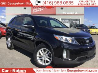Used 2015 Kia Sorento LX V6 | FWD | 5 PASS | PWR SEAT |PB START | for sale in Georgetown, ON