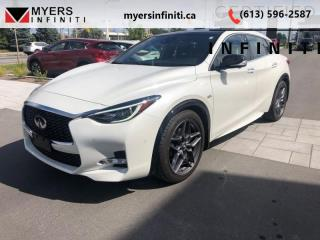 Used 2017 Infiniti QX30 Sport - Full Load!!  - Certified for sale in Ottawa, ON
