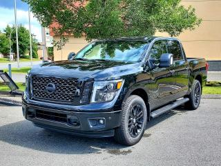 Used 2019 Nissan Titan Sv Midnight for sale in Drummondville, QC