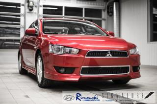 Used 2014 Mitsubishi Lancer SE FWD chez Rimouski Hyundai for sale in Rimouski, QC