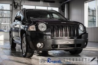 Used 2010 Jeep Compass 4WD 4DR for sale in Rimouski, QC