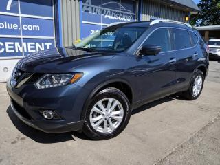 Used 2016 Nissan Rogue Sv + 4x4 + navi + toit + caméra 360 for sale in Boisbriand, QC