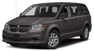 Used 2017 Dodge Grand Caravan CVP/SXT FULL STOW N GO, REAR AIR CONDITIONING/HEATING, TINTED REAR GLASS for sale in Ottawa, ON