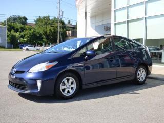 Used 2013 Toyota Prius Hybride - Automatique - Caméra de recul for sale in Trois-Rivières, QC