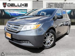 Used 2013 Honda Odyssey 2013 HONDA ODYSSEY EX, REAR SLIDING DOORS3.5L SOHC MPFI 24-valve i-VTEC V6 engine $0 DOWN OAC for sale in Concord, ON
