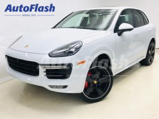 Used 2016 Porsche Cayenne GTS 3.6L Twin-turbo 440hp Prem-Plus*Sport-Chrono for sale in St-Hubert, QC
