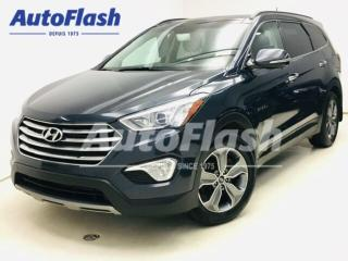 Used 2014 Hyundai Santa Fe XL Luxury AWD 7-Pass*Cuir/Leather* for sale in St-Hubert, QC