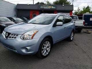 Used 2012 Nissan Rogue AWD 4dr for sale in Lemoyne, QC