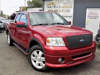 Used 2007 Ford F-150 ***FX2,AUTOMATIQUE,BAS KILO,A/C*** for sale in Longueuil, QC