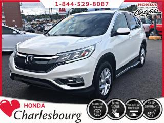 Used 2016 Honda CR-V EX 4WD **UN PROPRIÉTAIRE** for sale in Charlesbourg, QC