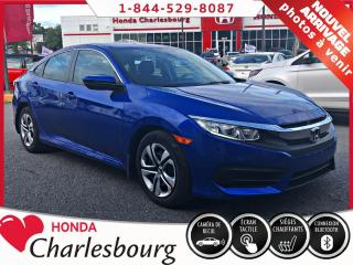 Used 2016 Honda Civic LX**AUTOMATIQUE** 10 849 KM** for sale in Charlesbourg, QC