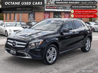Used 2016 Mercedes-Benz GLA GLA 250 Accident Free! 1 Owner! for sale in Scarborough, ON