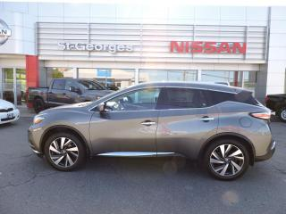 Used 2016 Nissan Murano Platinum (20'', GPS, Caméra 360°) for sale in St-Georges, QC