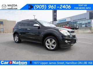 Used 2012 Chevrolet Equinox 2LT | AS-TRADED | LEATHER | SUNROOF | REAR CAM for sale in Hamilton, ON