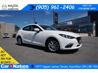 Used 2016 Mazda MAZDA3 GS | REAR CAM | BLUETOOTH | HEATED SEATS for sale in Hamilton, ON