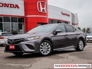 Used 2018 Toyota Camry SE for sale in Milton, ON