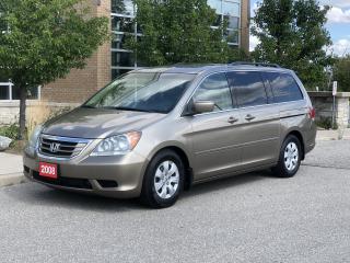 Used 2008 Honda Odyssey EX for sale in Brampton, ON
