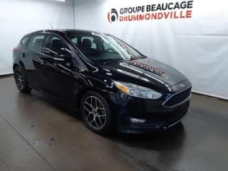 Used 2017 Ford Focus SE for sale in Drummondville, QC