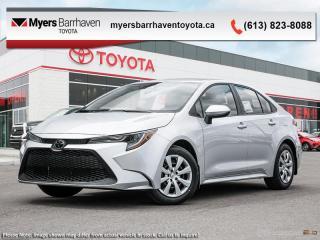 New 2020 Toyota Corolla LE  - Heated Seats - $145 B/W for sale in Ottawa, ON