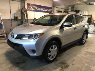Used 2013 Toyota RAV4 FWD 4dr LE for sale in Kingston, ON