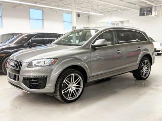 Used 2015 Audi Q7 TDI/SPORT/NAVI/LANE DEPARTURE/BLIND SPOT ASSIST/7 PASS! for sale in Toronto, ON
