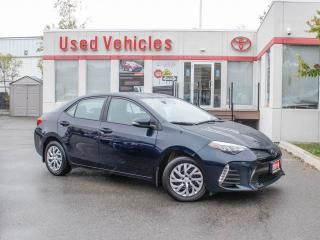 Used 2019 Toyota Corolla SE for sale in North York, ON