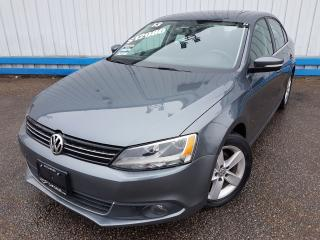 Used 2013 Volkswagen Jetta Comfortline *TDI DIESEL* for sale in Kitchener, ON