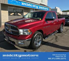 Used 2012 RAM 1500 Big Horn/Hemi/4x4/Excellent Condition for sale in Niagara Falls, ON
