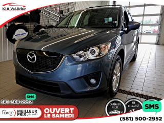 Used 2015 Mazda CX-5 *GS*AWD*GPS*AIR*CRUISE*CAMÉRA* for sale in Québec, QC