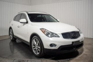 Used 2015 Infiniti QX50 AWD CUIR TOIT MAGS for sale in St-Hubert, QC